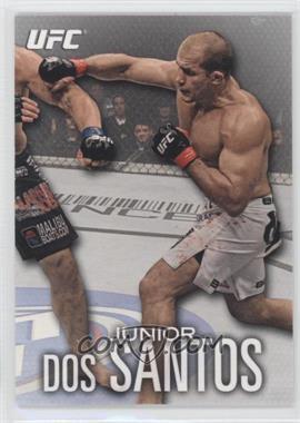 2012 Topps UFC Knockout [???] #15 - Junior Dos Santos