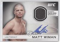 Matt Wiman /275