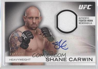2012 Topps UFC Knockout [???] #AFG-SC - Shane Carwin