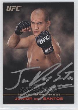 2012 Topps UFC Knockout [???] #FC-JDS - Junior Dos Santos /99
