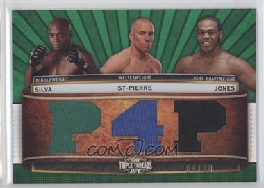 2012 Topps UFC Knockout [???] #TTCR-SSJ - [Missing]
