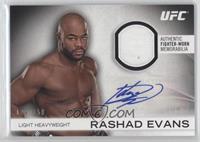 Rashad Evans /150