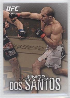 2012 Topps UFC Knockout Gold #15 - Junior Dos Santos /188