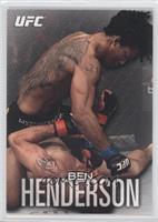 Benson Henderson (Ben Henderson) /125