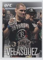 Cain Velasquez /125