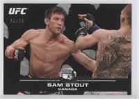 Sam Stout /25