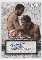 Matt Brown