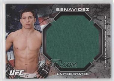 2013 Topps UFC Bloodlines Jumbo Relics Platinum #BJR-JB - Joseph Benavidez (Joe Benavidez) /1