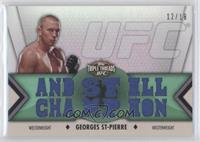 Georges St-Pierre /18