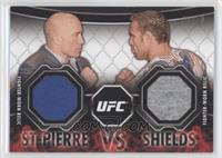 Georges St-Pierre, Jake Shields /50