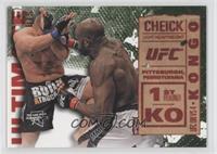 Cheick Kongo vs. Pat Barry /88