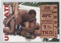 Jon Jones vs. Brandon Vera /88