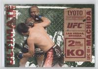 Lyoto Machida vs. Rashad Evans /88