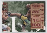 Anderson Silva vs. Vitor Belfort /88