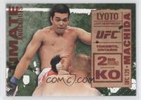 Lyoto Machida vs. Randy Couture /88