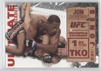 Jon Jones vs. Brandon Vera