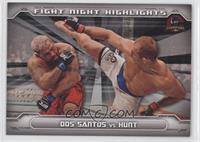 Junior Dos Santos, Mark Hunt