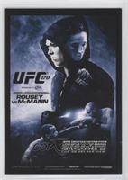 UFC 170: Rousey VS McMann
