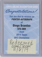 Diego Brandao [REDEMPTION Being Redeemed]