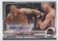Edson Barboza