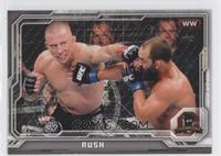 Georges St-Pierre (Nickname: Rush)