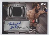 Matt Brown /125