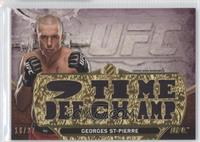 Georges St-Pierre /27