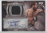 Matt Brown /125