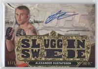 Alexander Gustafsson /18