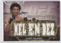 Gilbert Melendez /27