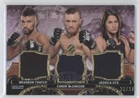 Brandon Thatch, Conor McGregor, Jessica Eye /27