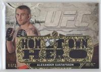 Alexander Gustafsson /36