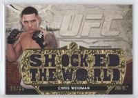 Chris Weidman /36