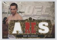 Rory MacDonald /36