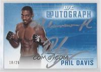 Phil Davis /25