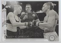 Rousey vs Carmouche /188