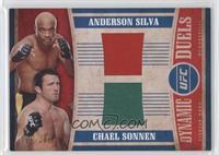 Anderson Silva, Chael Sonnen /188