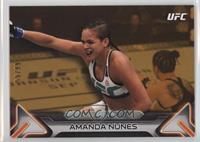 Amanda Nunes /99