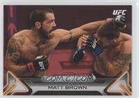 Matt Brown /8