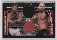 Conor McGregor, Cathal Pendred /88
