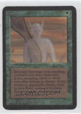 1993 Magic: The Gathering - Core Set: Alpha - Booster Pack [Base] #NoN - Camouflage
