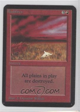 1993 Magic: The Gathering - Core Set: Alpha Booster Pack [Base] #NoN - Flashfires