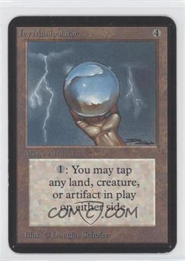 1993 Magic: The Gathering - Core Set: Alpha Booster Pack [Base] #NoN - Icy Manipulator