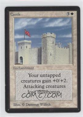1993 Magic: The Gathering - Core Set: Beta - Booster Pack [Base] #NoN - Castle