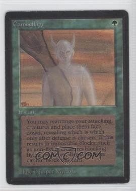 1993 Magic: The Gathering - Core Set: Beta Booster Pack [Base] #NoN - Camouflage