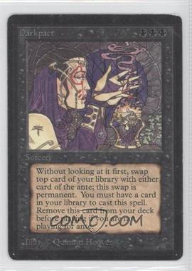 1993 Magic: The Gathering - Core Set: Beta Booster Pack [Base] #NoN - Darkpact