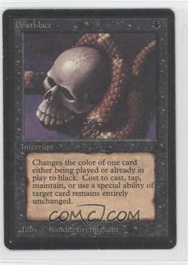 1993 Magic: The Gathering - Core Set Beta Booster Pack [Base] #NoN - Deathlace