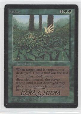 1993 Magic: The Gathering - Core Set: Beta Booster Pack [Base] #NoN - Kudzu