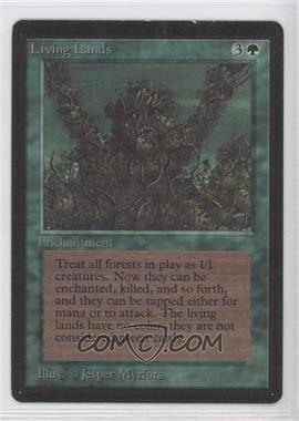 1993 Magic: The Gathering - Core Set: Beta Booster Pack [Base] #NoN - Living Lands