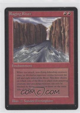 1993 Magic: The Gathering - Core Set: Beta Booster Pack [Base] #NoN - Raging River